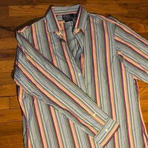 Polo Ralph Lauren Pastel Stripe Button Down